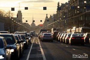 Петербургские водители сообщают о новом способе мошенничества на дорогах